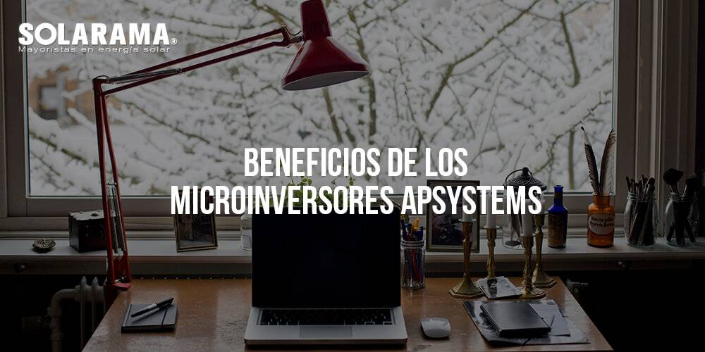 microinversores apsystems