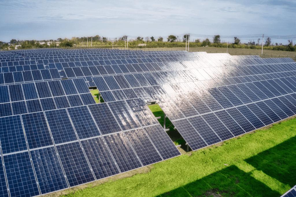 en qué consiste la energía solar