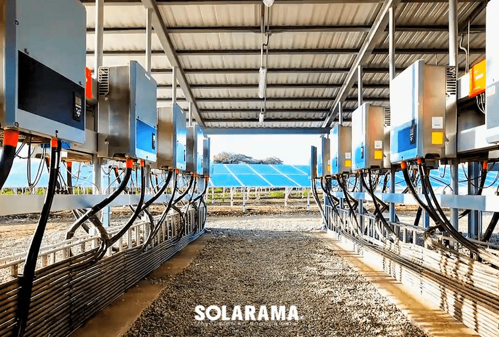 como instalar un inversor solar