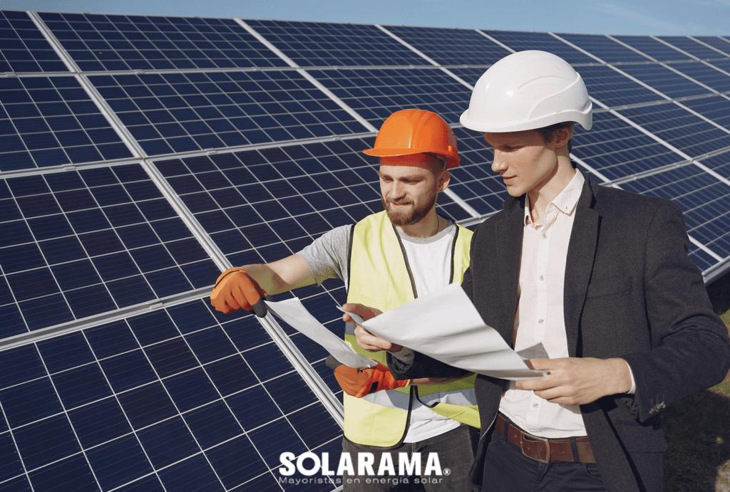 Normas de seguridad de paneles solares