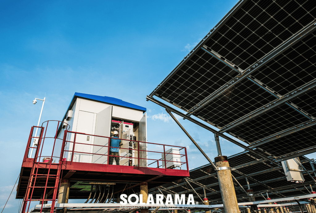 inversores solares híbridos