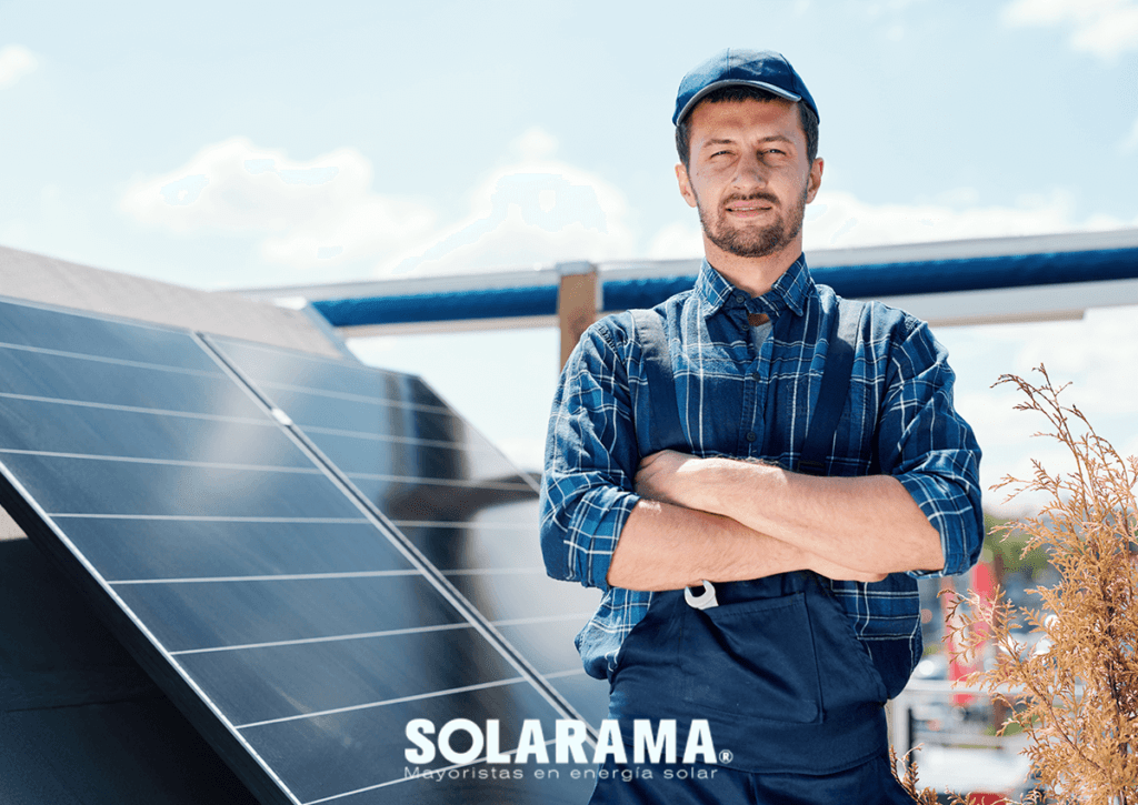 cómo instalar paneles solares